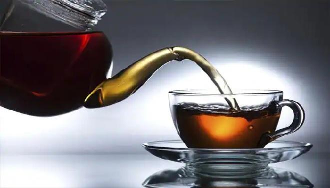 black tea and kettle inmarathi