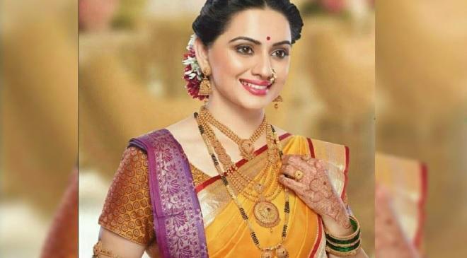 bride inmarathi