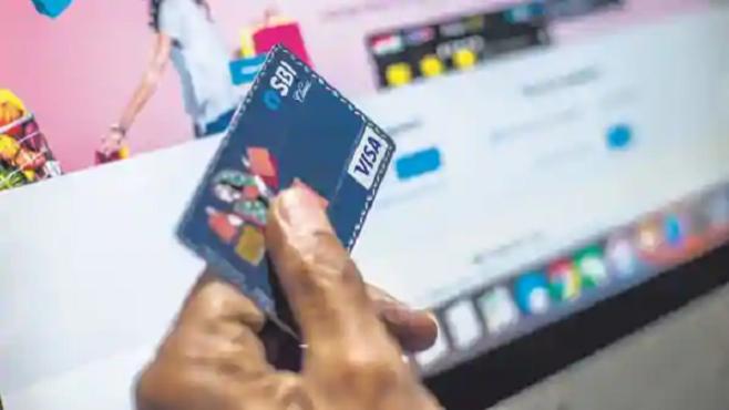 credit card inmarathi