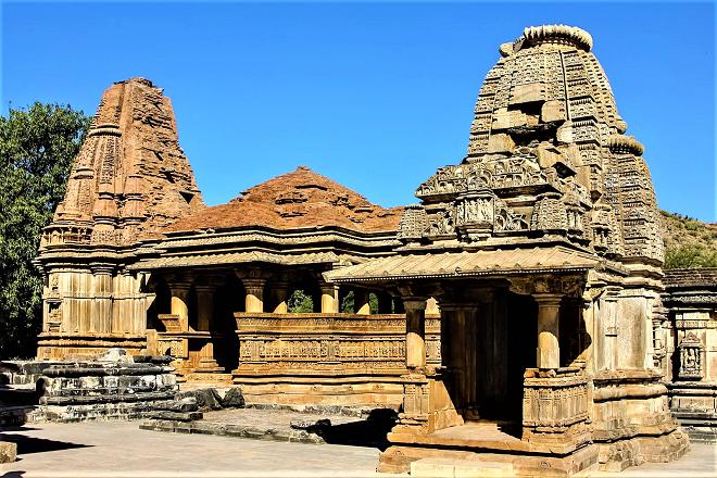 eklingji temple inmarathi
