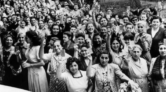 finland females voting inmarathi