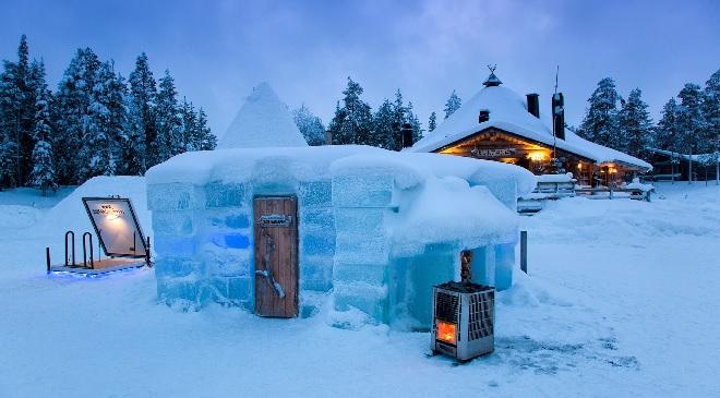 finland snow inmarathi