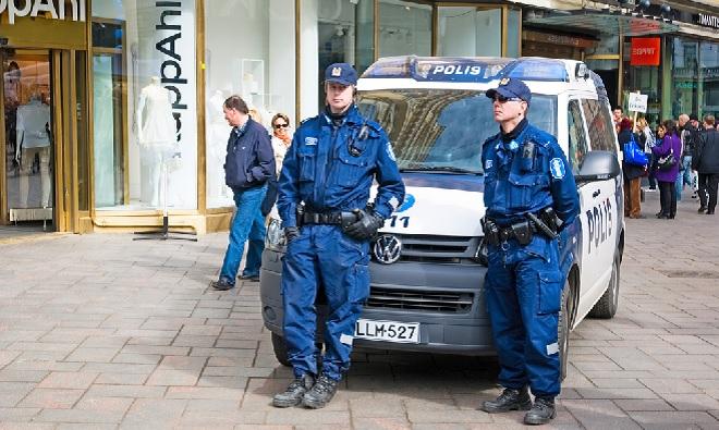 finnish police inmarathi