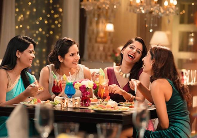 girls party inmarathi