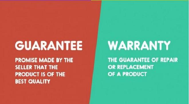 guarantee inmarathi
