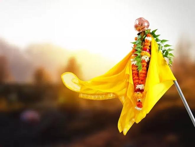gudhipadwa inmarathi