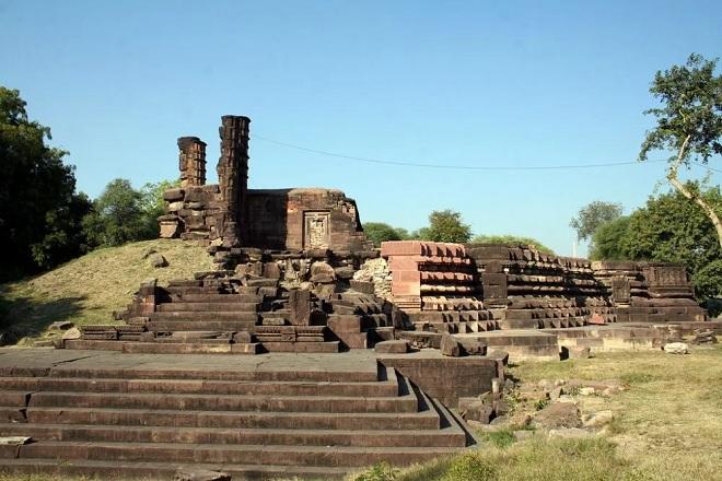 hindu temple inmarathi