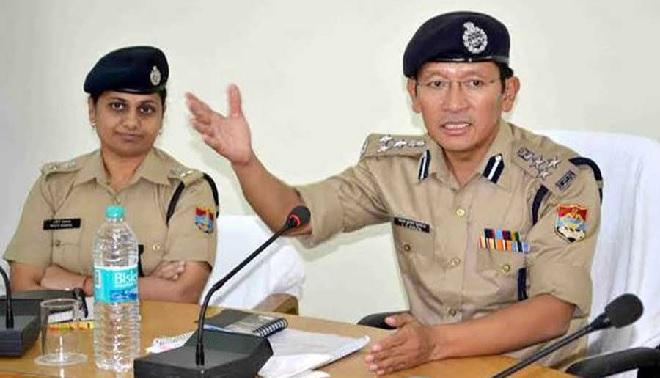 ig sanjay gunjyal inmarathi