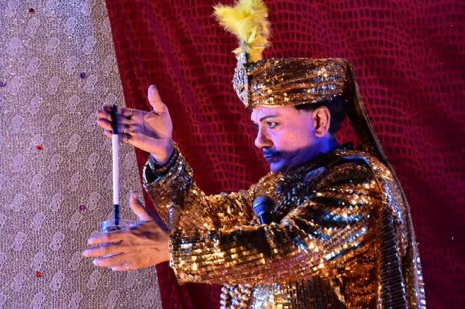 magician inmarathi