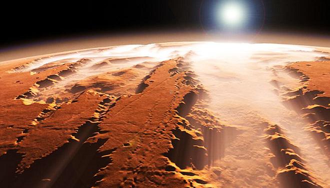 mars climate inmarathi