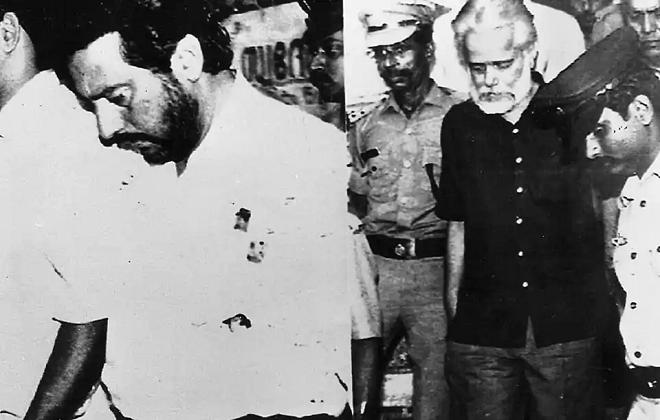 nambi narayan arrest inmarathi