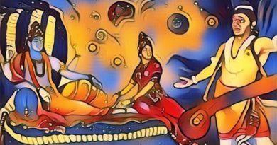 narad vishnu lakshmi inmarathi