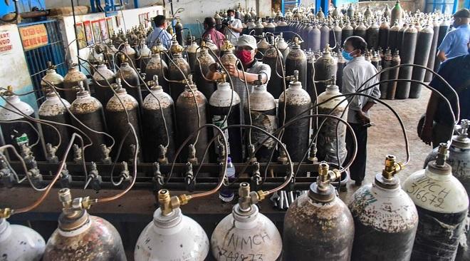 oxygen inmarathi