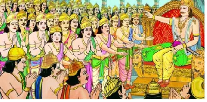 raja and rajdarbar inmarathi