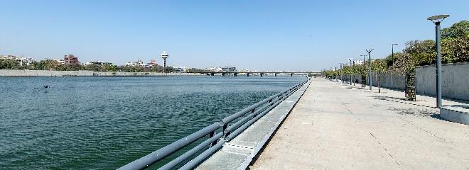 sabarmati riverfront inmarathi