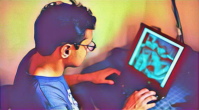 watching porn inmarathi