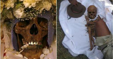 wierd death rituals inmarathi