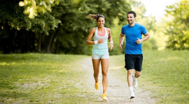 Waling jogging InMarathi