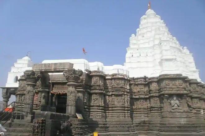 aundha nagnatha temple inmarathi