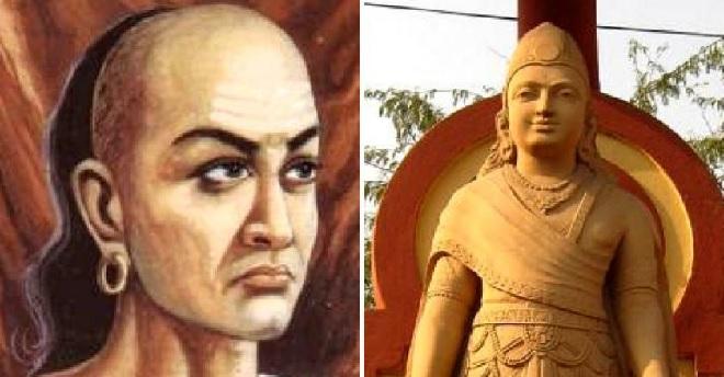 chanakya and chandragupta inmarathi