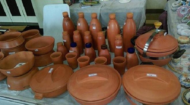 clay pots 2 in marathi