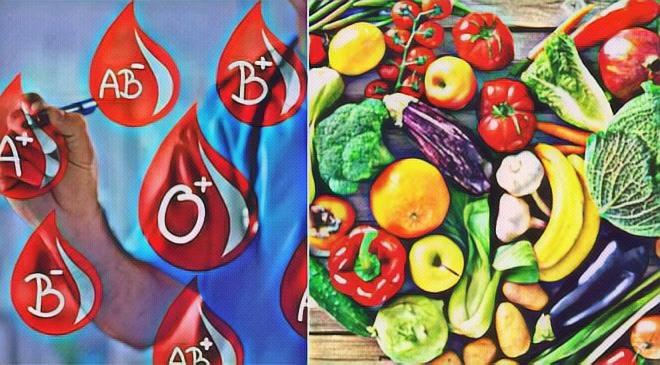 diet as per blood group inmarathi