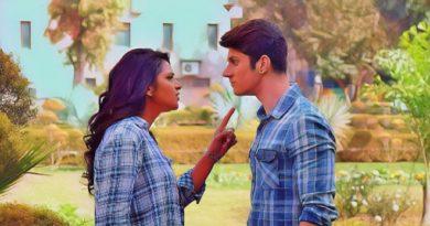 fighting couple inmarathi