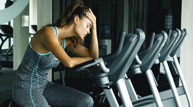 fitness stress inmarathi