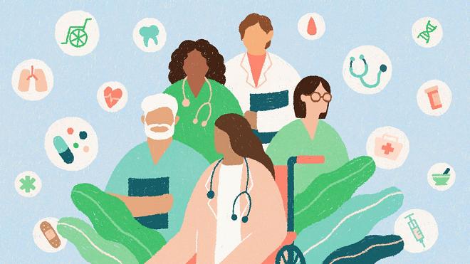 health experts inmarathi