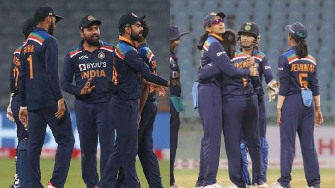 indian cricket teams inmarathi