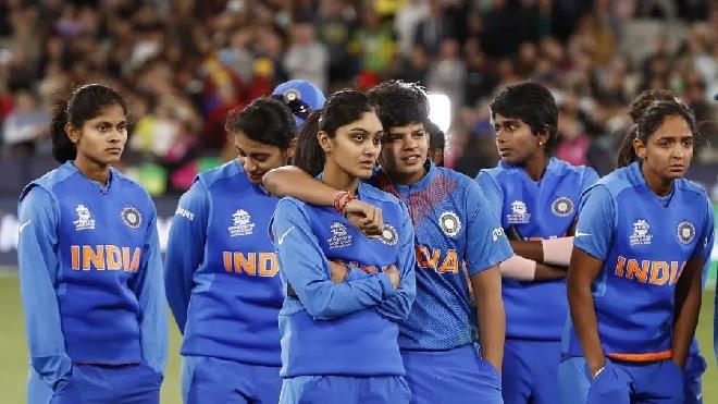 indian women's team inmarathi