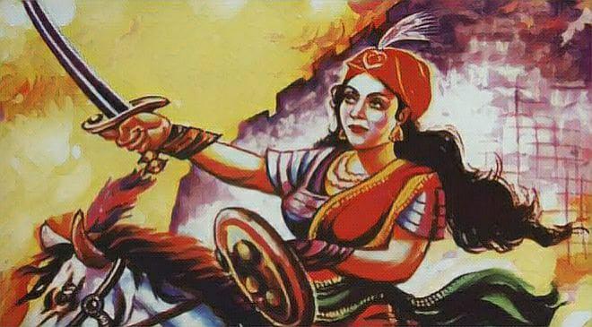 jhalkari bai featured 2 inmarathi