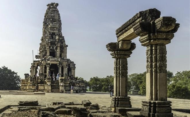 kakanmath temple view inmarathi
