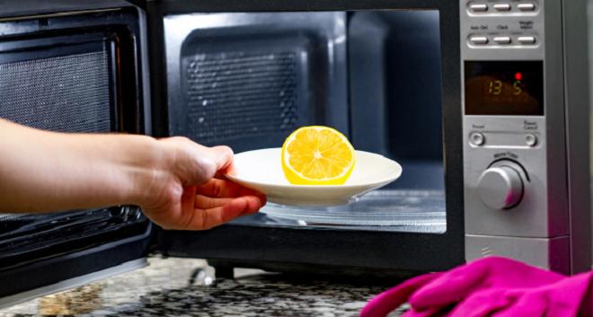 lemon cleaning inmarathi