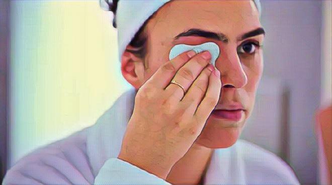 make up removal inmarathi