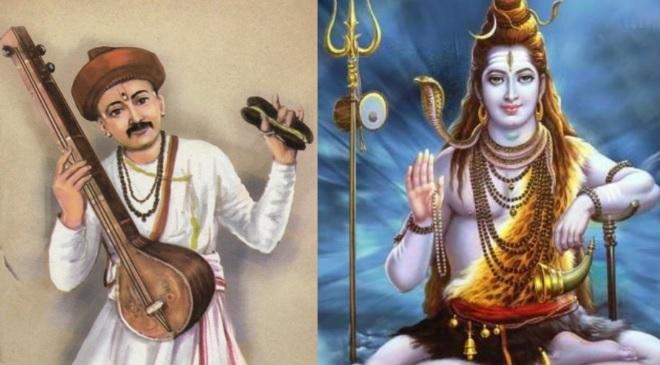 namdev and lord shiva inmarathi