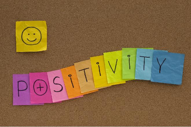 positivity in marathi