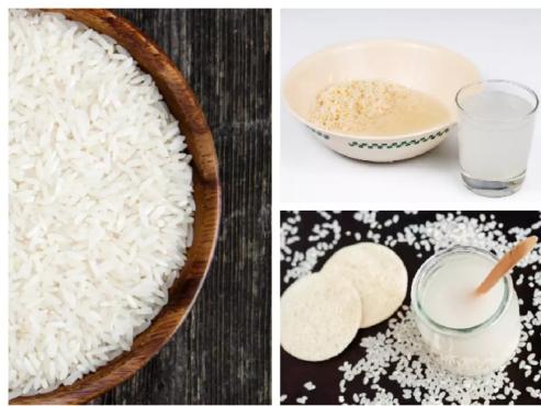 rice water skin 4 inmarathi