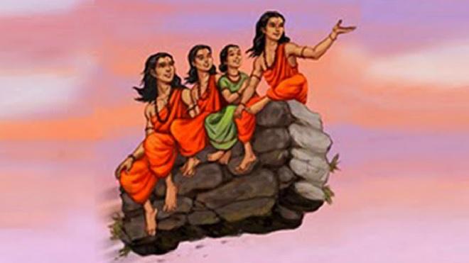 sant dnyaneshwar and wall inmarathi