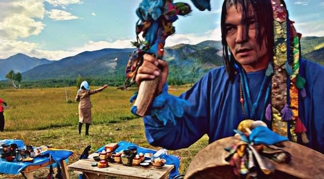 shaman inmarathi