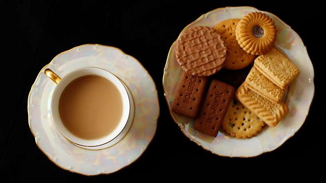 tea biscuit inmarathi