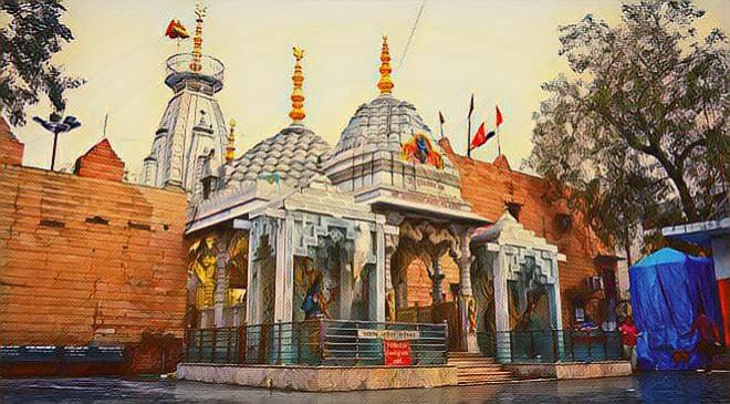 temple featured inmarathi