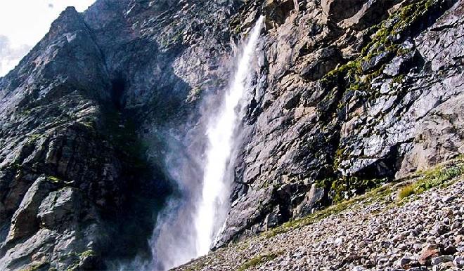 vasudhara falls inmarathi ]