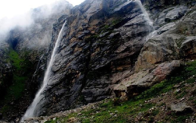 vasudhara waterfall inmarathi