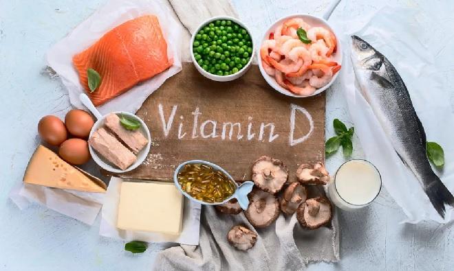 vitamin d inmarathi