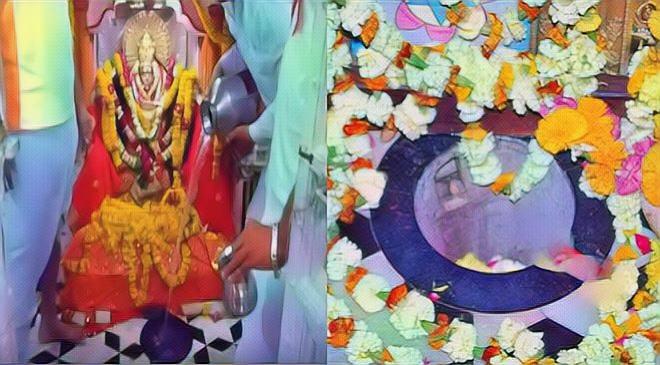 water mystery sheetla mata temple inmarathi