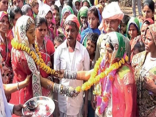wedding tradition inmarathi