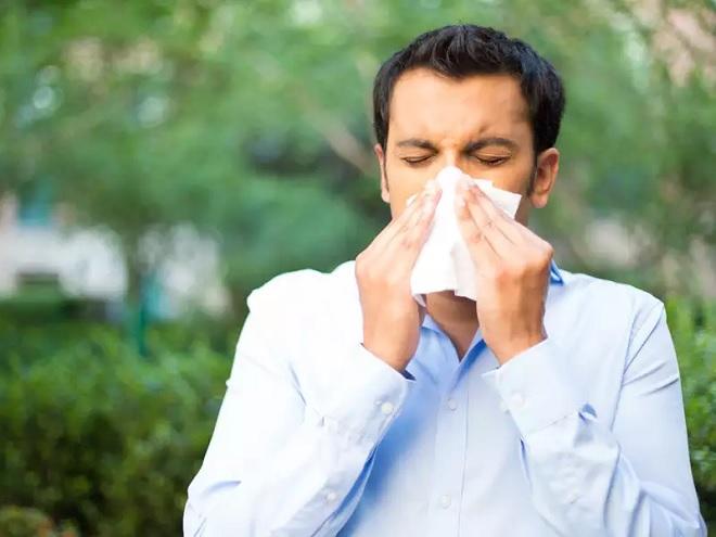 allergy inmarathi