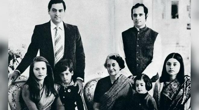 gandhi family featured inmarathi
