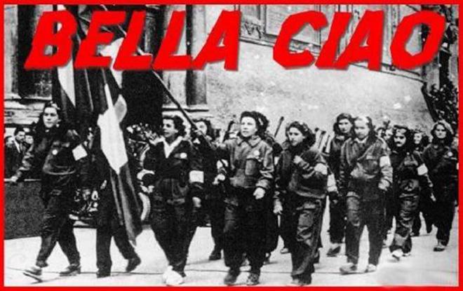 italian resistance movemen inmarathi